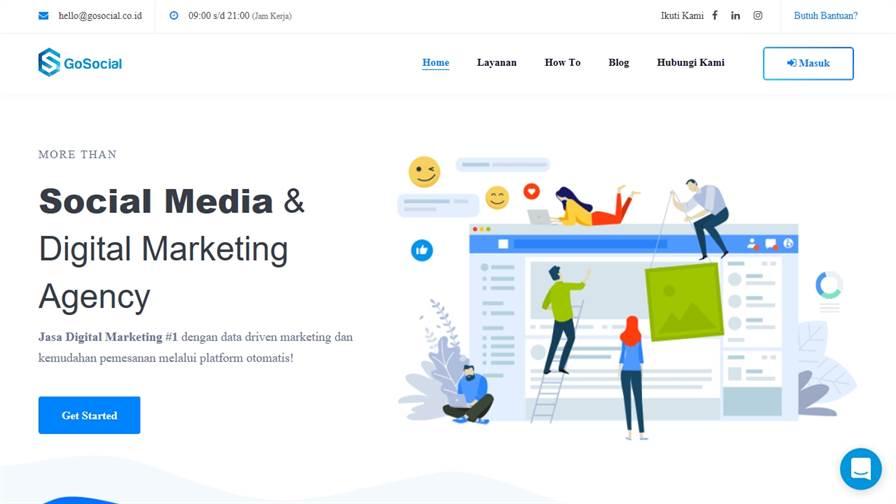 Studio GoSocial - Foto Produk & Makanan, Jasa Desain Logo & Branding, Jasa Video Animasi