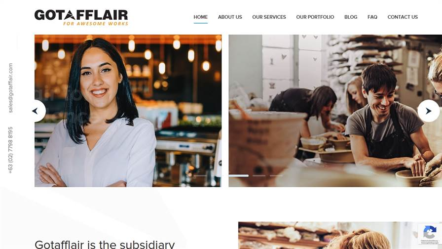 Gotafflair | Website Design & Development Company in Manila