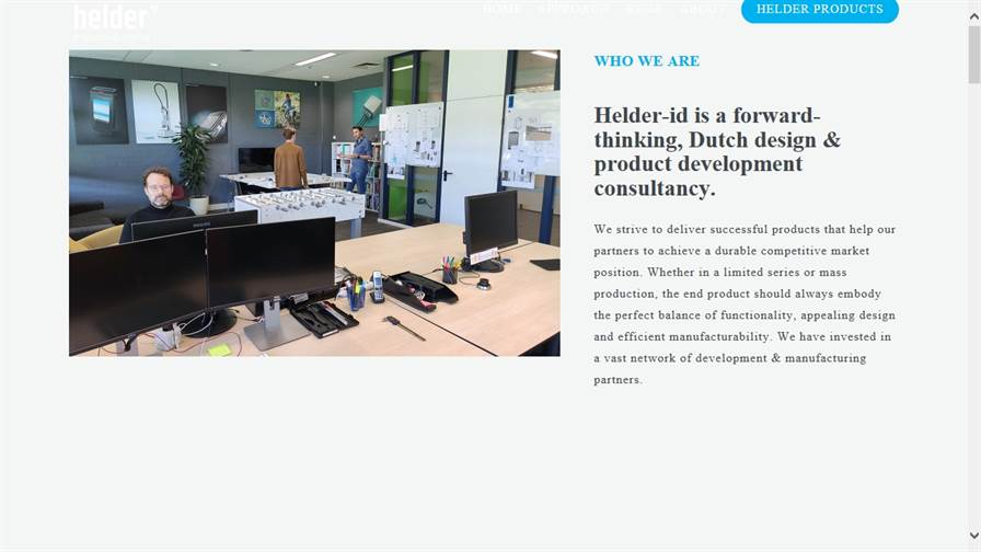 Helder Innovation + Development