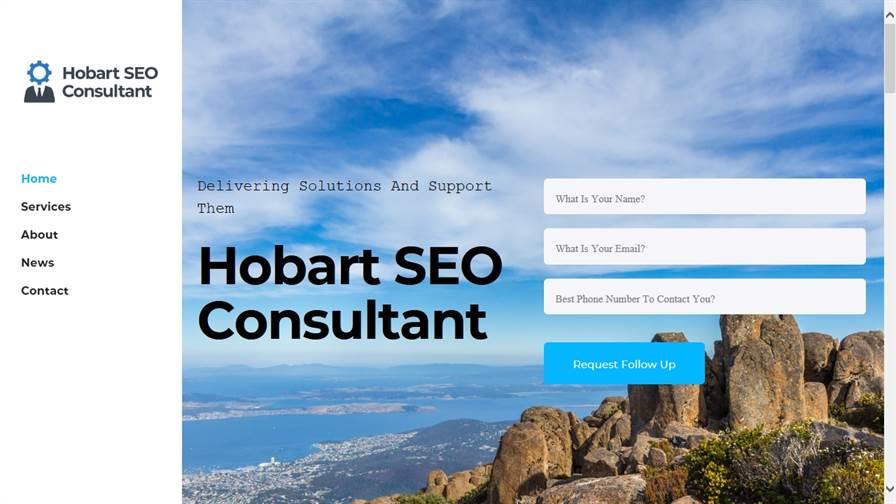 Hobart SEO Consultant
