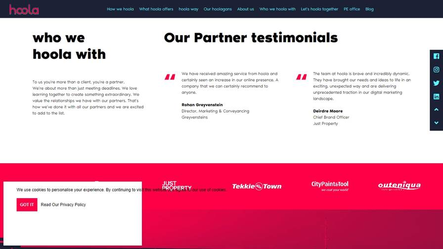 Hoola   Graphic & Advertising Agency