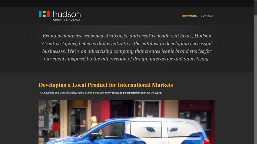 Hudson Creative Agency