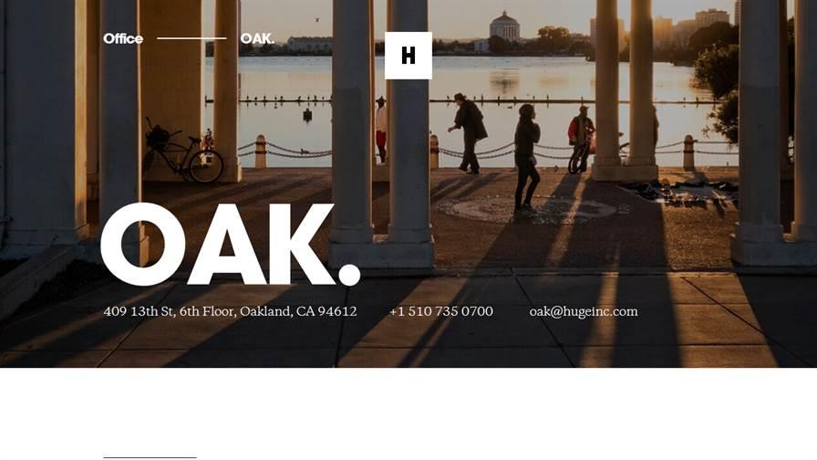 Huge Oakland