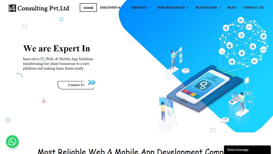 i4 Consulting Pvt. Ltd.   Web, Mobile App Development & Digital Marketing Agency in Jaipur