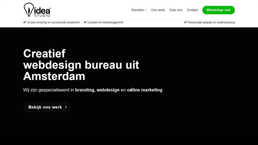 Ideastudio - Online Marketing & Webdesign bureau Amsterdam