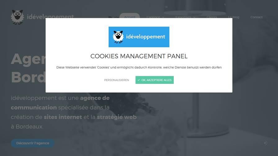 idéveloppement   Agence web à Bordeaux
