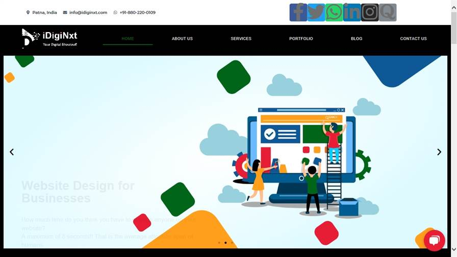 iDigiNxt - Your Digital Shoutout (Graphics, UI UX & Designing Services)