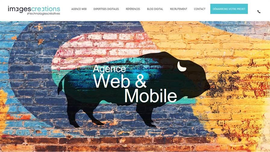 ► Agence Web ImagesCréations (Agence de communication Digitale)