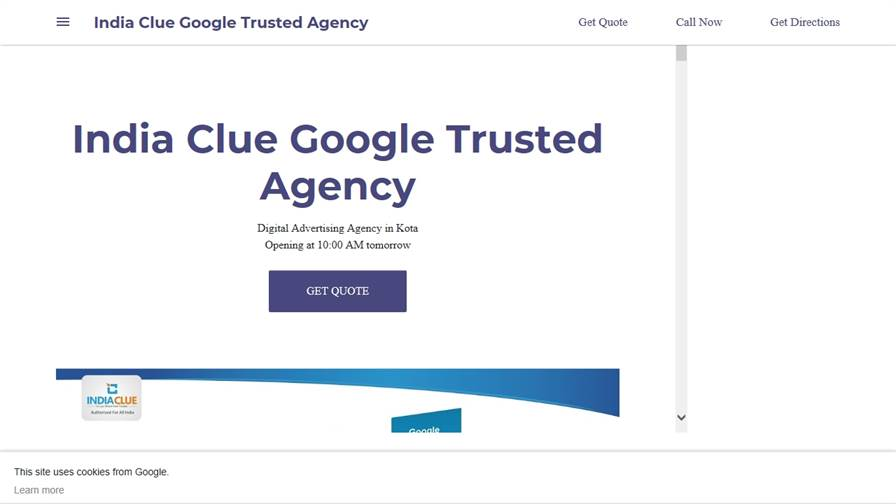 India Clue Google Trusted Agency