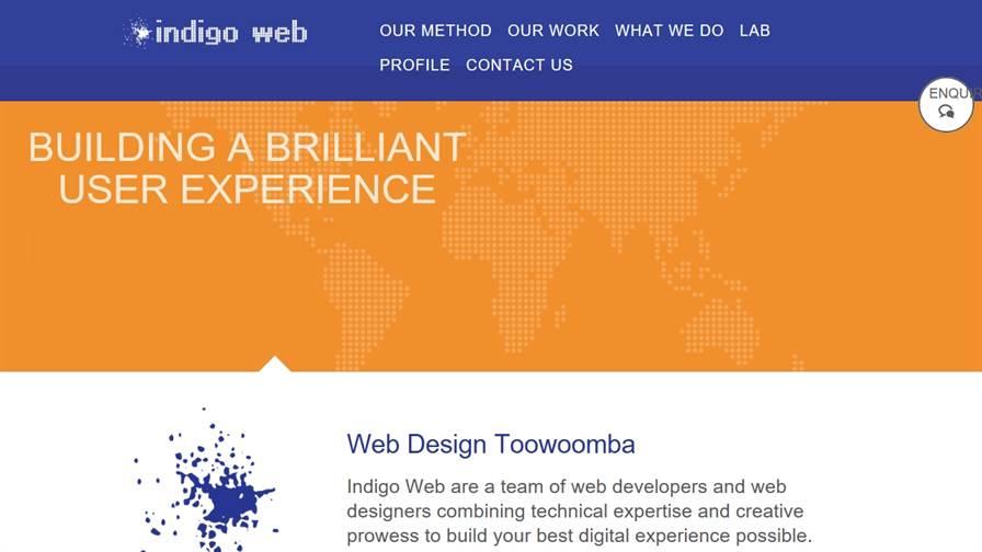 Indigo Web