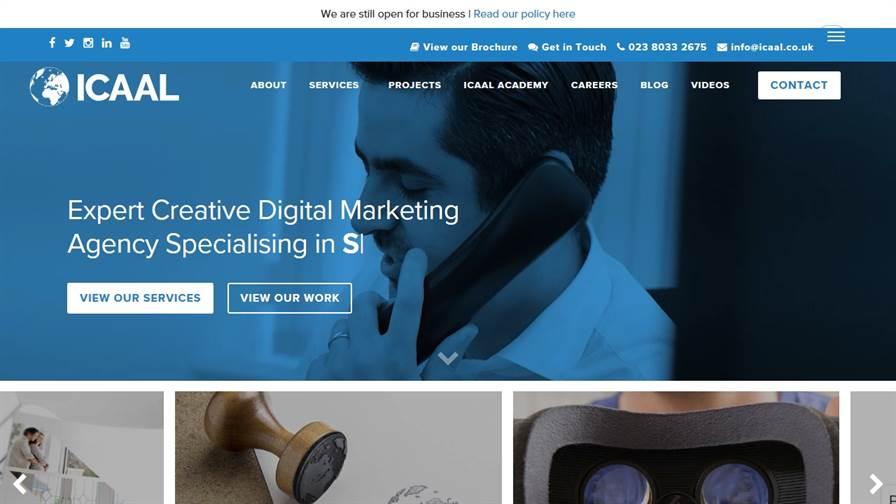 ICAAL - SEO & Digital Marketing