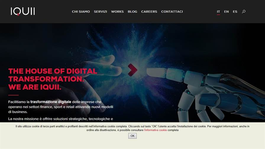 IQUII - Digital Consulting Company