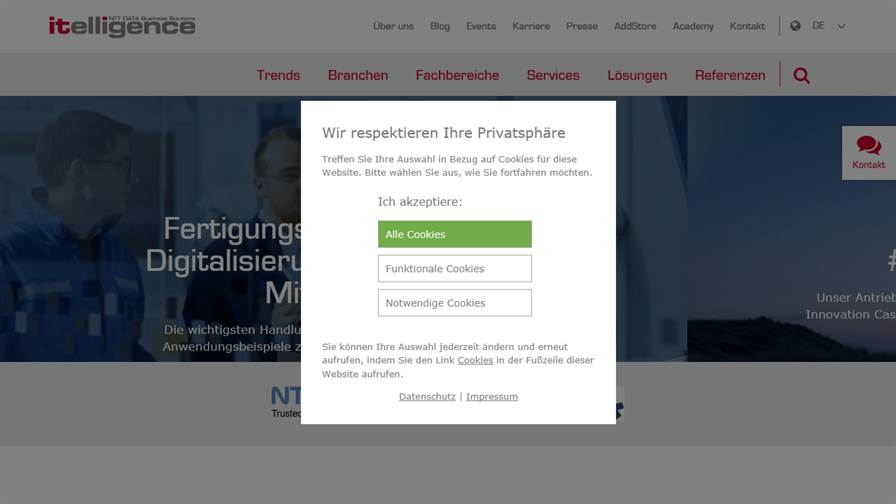 itelligence AG - SAP Beratung - Geschäftsstelle Heidelberg