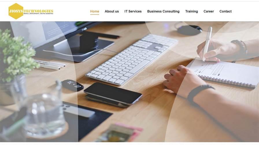 Jiosys Technologies Best Digital marketing company in Bhopal   Mobile Web App Website designing development training