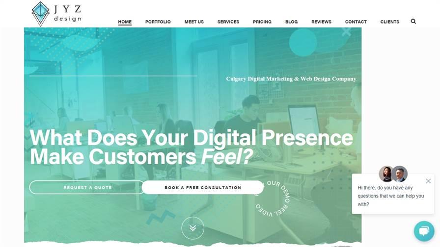 JYZ Design Inc.