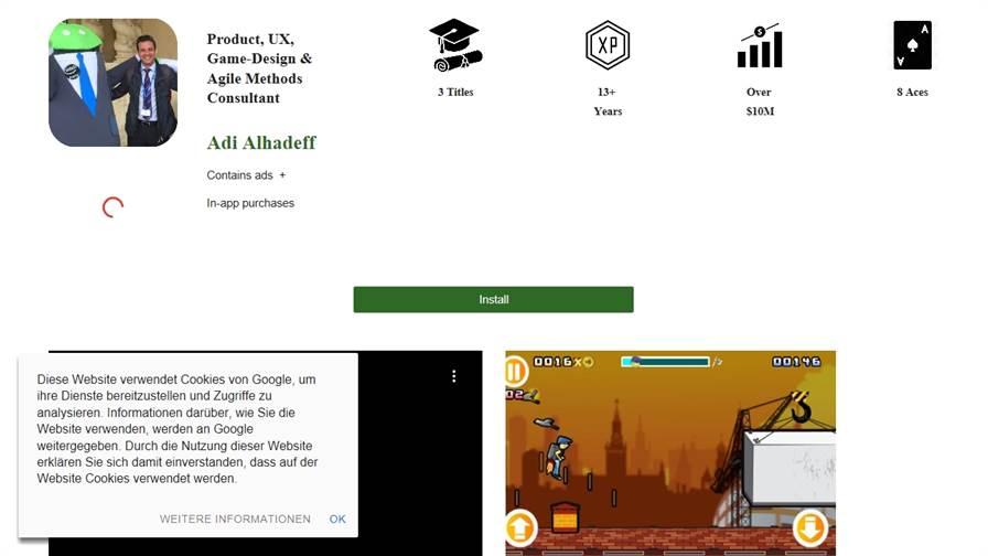 Adi Alhadeff freelance Product, UX & Game-Design