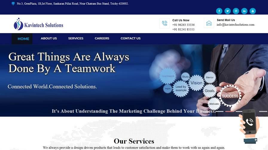 KavinTech Solutions