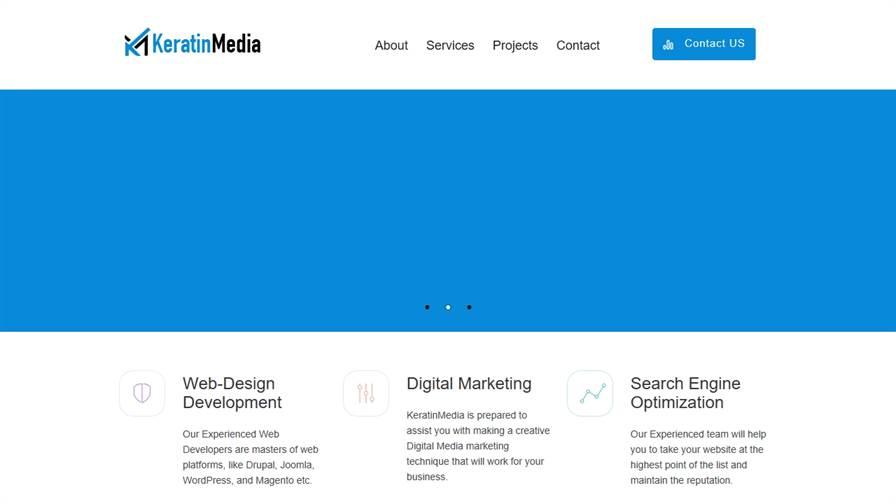 KeratinMedia - Best Digital Marketing Agency Lahore, Pakistan