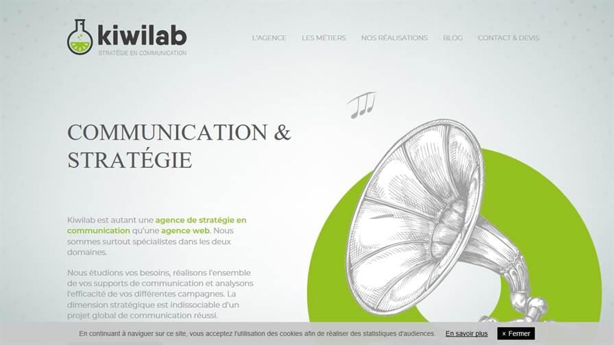 Kiwilab Web Agency
