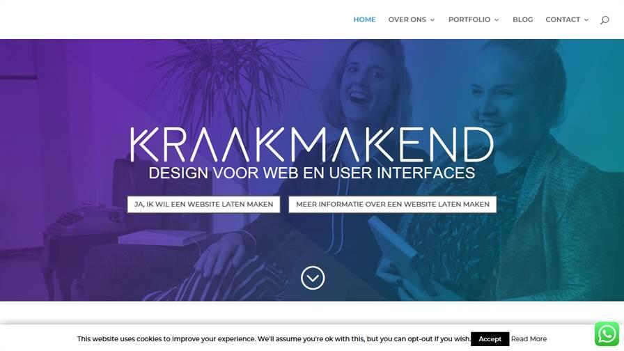 Kraakmakend | Full service internet agency | Grafisch ontwerpbureau in Rotterdam