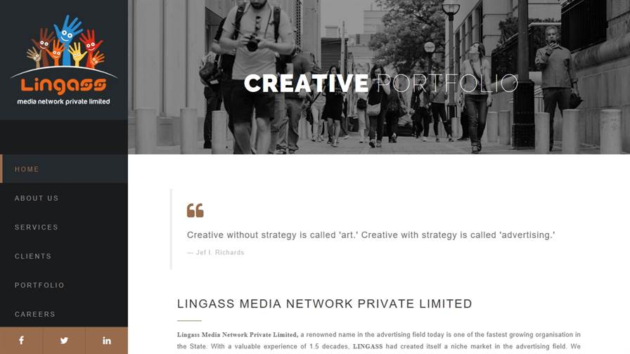 Lingass Media Network Private Limited