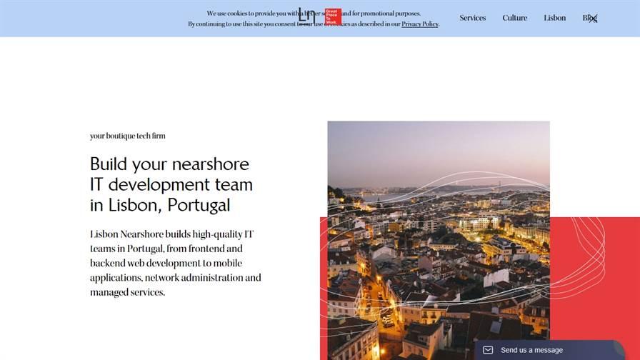 Lisbon Nearshore