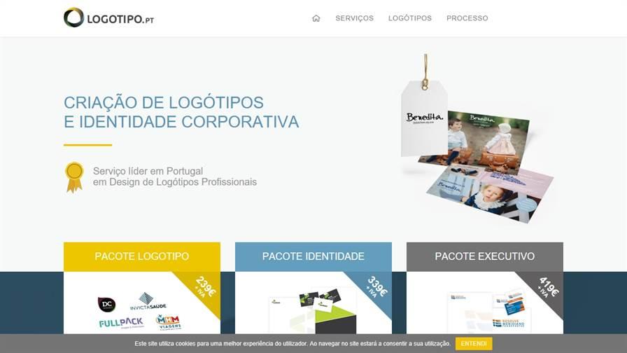 Logotipo.pt   Ideoma Design, Lda