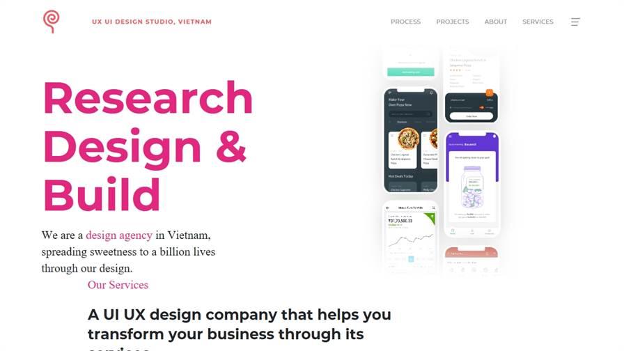 Lollypop - UI/UX Design Studio Dubai