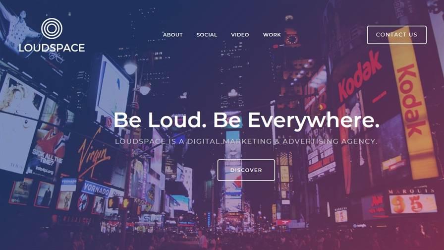 LOUDSPACE | Marketing & Advertising Agency