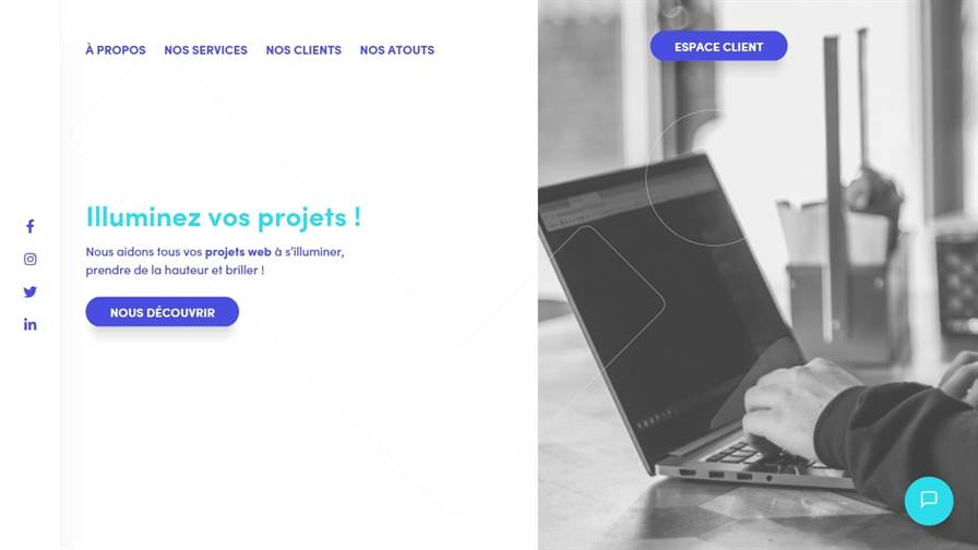 Lumy. Digital Agency – Agence Web Brest