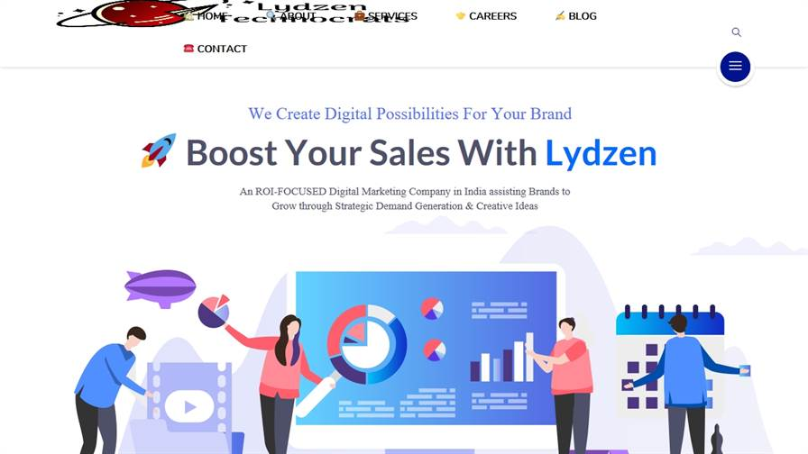 Lydzen Technocrats-Digital Marketing | SEO | SMM | Website Designing in Bhopal