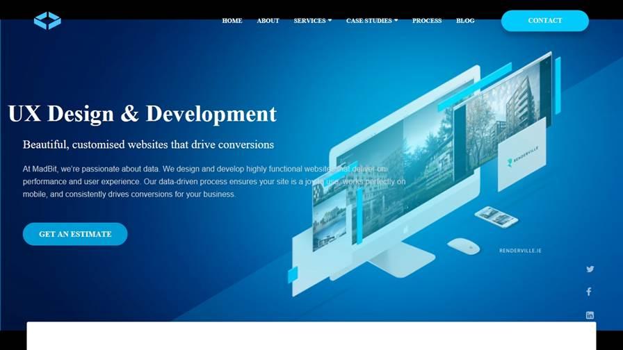 MadBit Dublin - UX Design & Development Studio