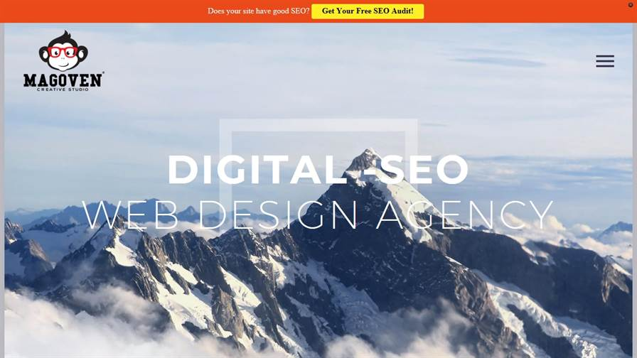 Magoven Creative Studio: SEO company, Web Design Agency in South Africa