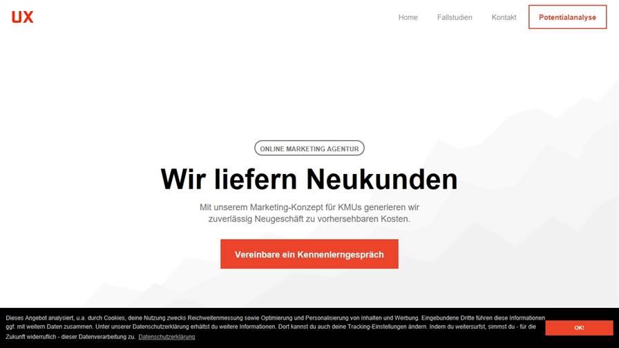 marketer UX GmbH - Marketing Agentur