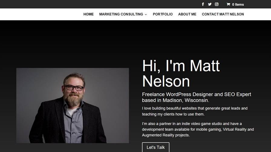 Matt Nelson Consulting