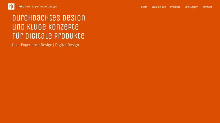 meiio user experience design