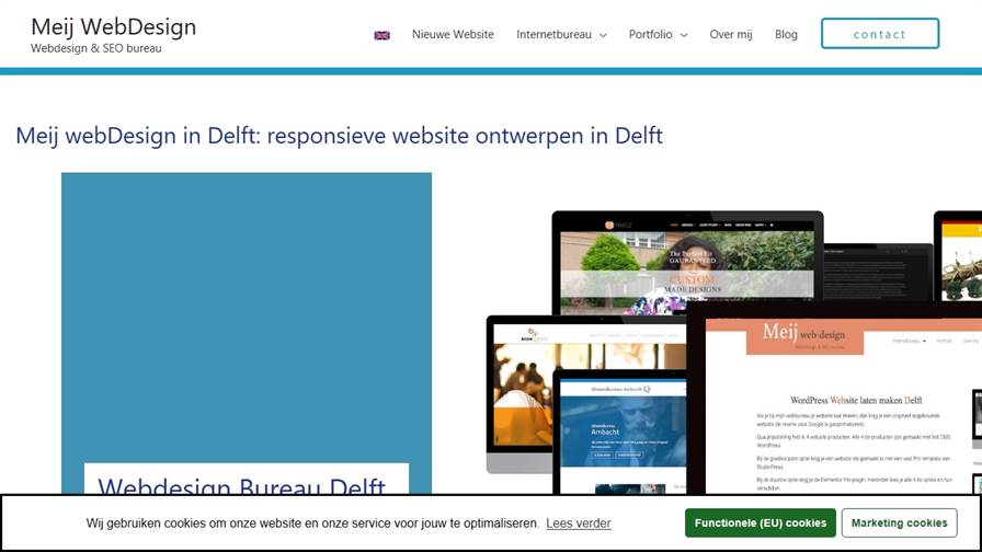 Meij Webdesign - websites en SEO