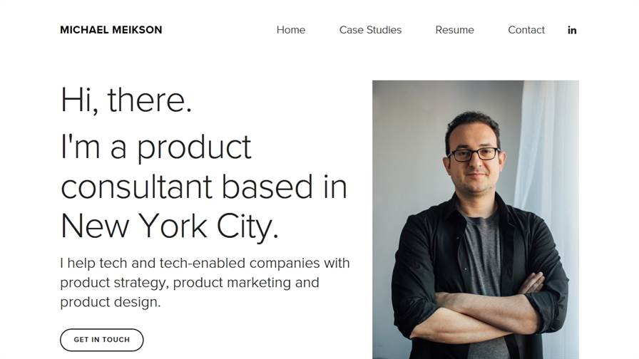 Michael Meikson | User Experience Director