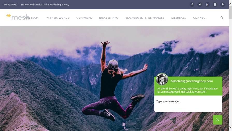 Mesh Interactive Agency