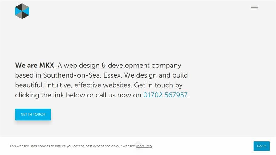 MKX Web Design