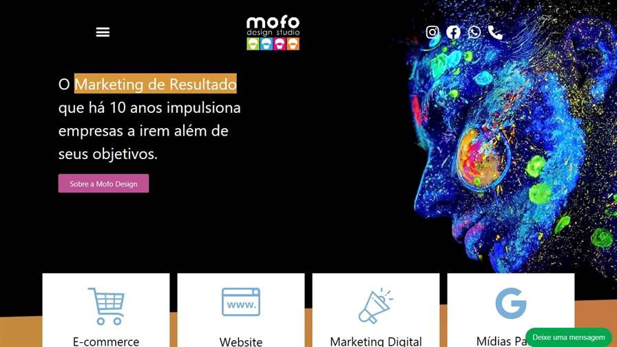 Agência Mofo Design
