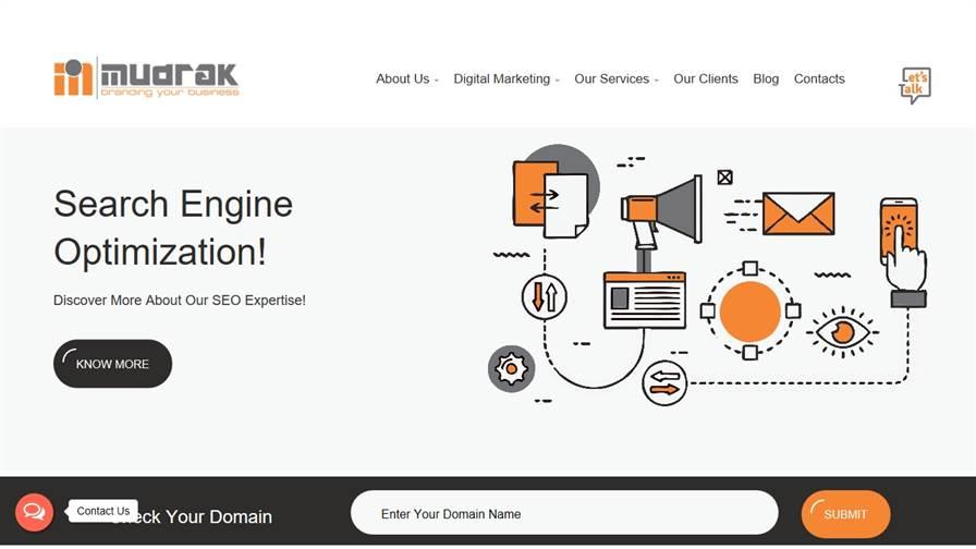 MUDRAK- Digital Marketing Agency | Web Designing Company | Search Engine Marketing Company in Faridabad