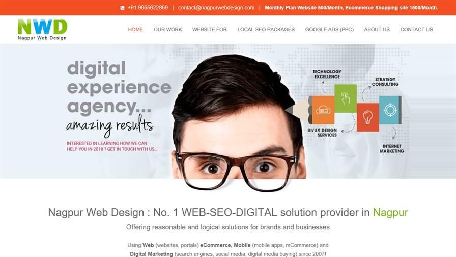 Nagpur Website Design