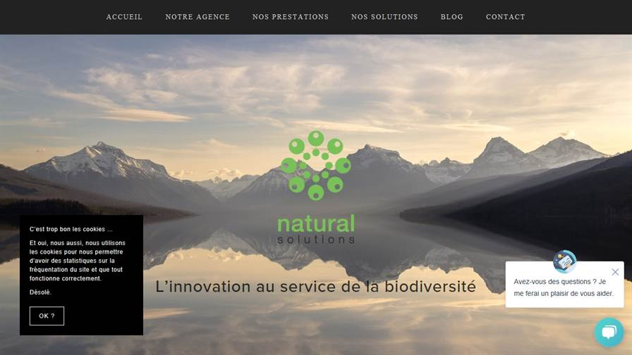 Natural Solutions, Agence Web Et Mobile