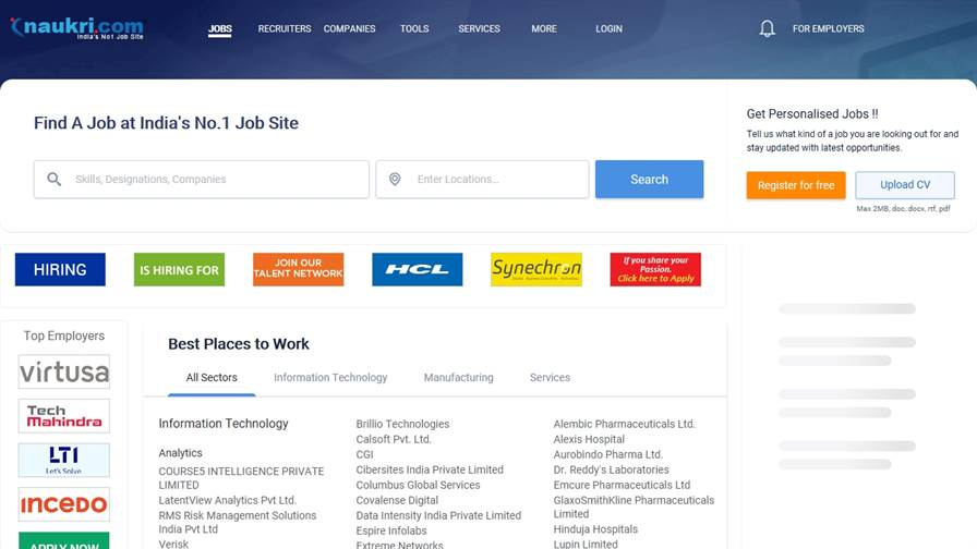 Naukri.com ( Corporate Sales- Vapi Branch) A division of Info Edge India Ltd.