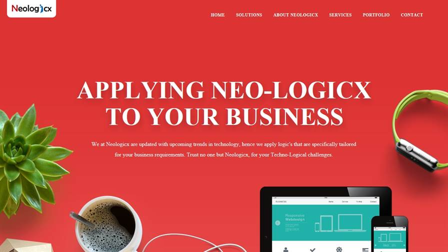 Neologicx Resources India Pvt Ltd- Software development company