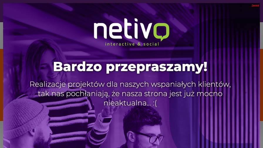 Netivo - Agencja Interaktywna, Software House