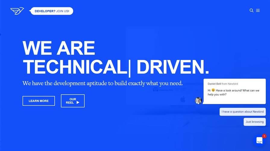 Newbird - Web Design & Digital Marketing Agency