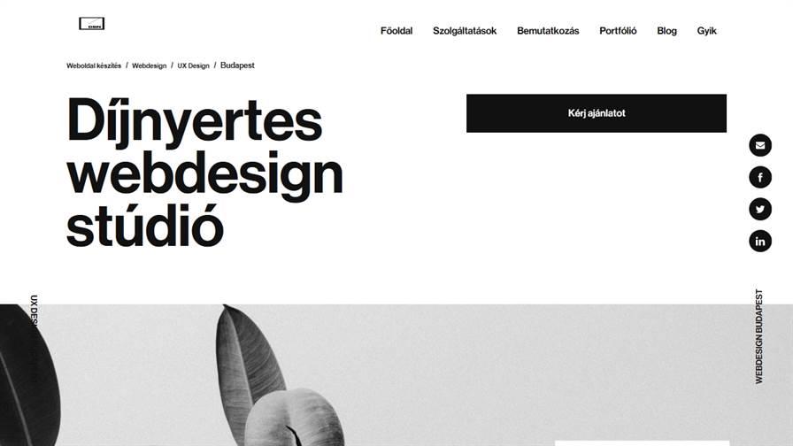 Bakos Szabolcs - UI / UX Designer