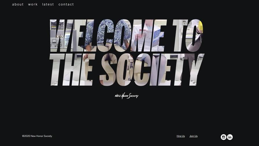 New Honor Society